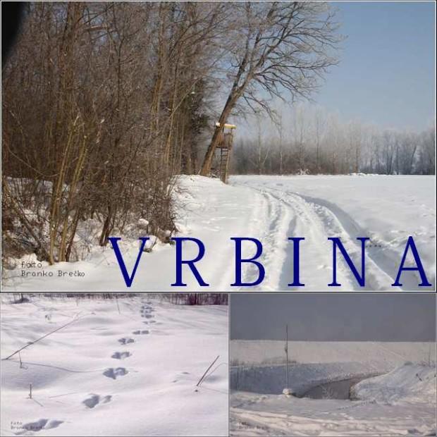 Zima 2018 v Vrbini